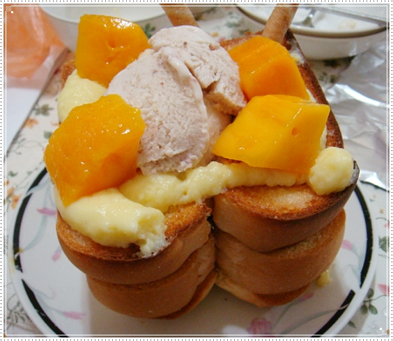 ♥[手做]EASY!莎莎的蜜糖吐司DIY~ @ 老黃兒!老黃兒 ...